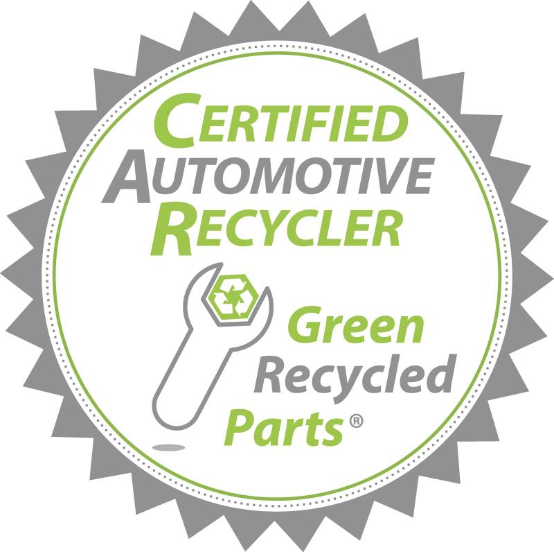 ARA Certified Automotive Recycler & Green Recycled Parts